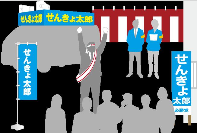 選挙関係イメージ