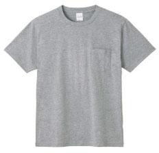 5.0ozポケットTシャツ